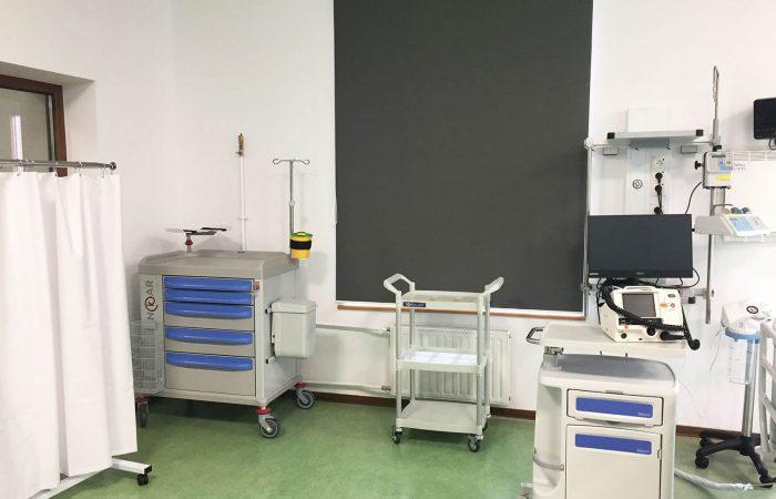 Centrum Symulacji Medycznej PWSZ Krosno